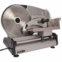 Commercial Blade Electric Meat Slicer Deli Cheese Food Cutte