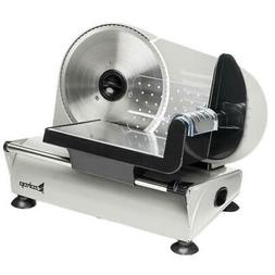 """7.5"""" Inch Meat Slicer for Home Professional Cheese Ham Deli"""
