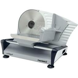 """7.5"""" Meat Slicer, 1/32-1/2"""" Thickness"""