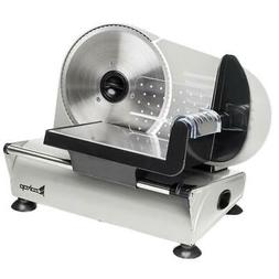 """7.5"""" Stainless Steel Restaurant Home Electric Food/Meat Slic"""