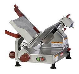 Berkel Gravity Feed Meat Slicer w/Knife Guard & Built-in Sha