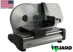"Brand new KMK 8.6"" Heavy Duty Kitchen Pro Electric Food Slic"