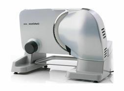 Chef'sChoice 609A Electric Meat Slicer with Stainless Steel
