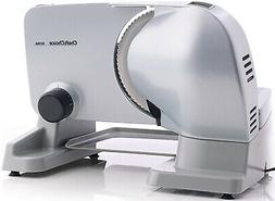 ChefsChoice 609A000 Electric Meat Slicer with Stainless Stee