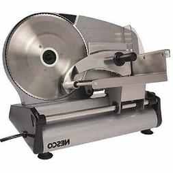 commercial blade electric meat slicer deli cheese