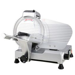 """10"""" Blade Commercial Meat Slicer Deli Cheese Food 530RPM Ele"""