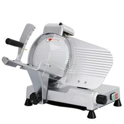 """Commercial Electric 10"""" Blade Meat Slicer 240w 530 rpm Deli"""