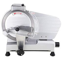 """Commercial Food Slicer 10"""" Blade Meat Cheese Deli 110V 530RP"""