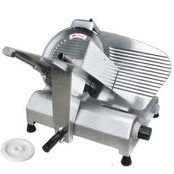 """Commercial Grade with 12"""" Blade Electric Meat Slicer Deli Cu"""