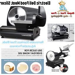 electric meat slicer deli commercial food industrial