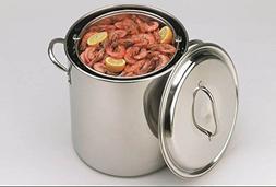 King Kooker KK 22S Stainless Steel Boiling Pot