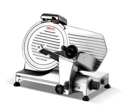 """KWS Commercial 320w Electric Meat Slicer 10"""" Triple Safety L"""