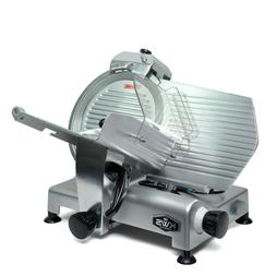 """KWS Premium Commercial 420w Electric Meat Slicer 12"""" Stainle"""