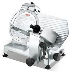 """KWS Deluxe Commercial 420w Electric Meat Slicer 12"""" Triple S"""