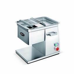 KWS SL-48 4mm Commercial 1320W Electric Stainless Steel Fres