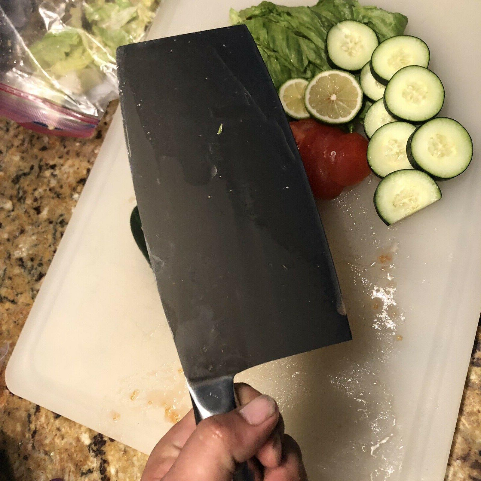 HEAVY HUGE 8X4 STEEL - KNIFE CHOPPER