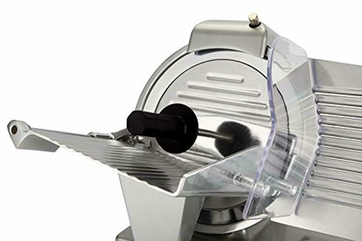 plated Electric Meat Food Slicer