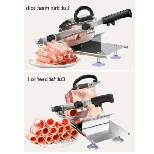Stainless Steel Meat Beef Cutting