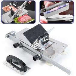 Manual Frozen Meat Slicer Beef Mutton Sheet Roll Cleavers Ve