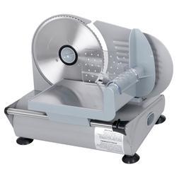 """NEW 7.5"""" Electric Meat Slicer Blade Home Deli Food Slicer Ve"""
