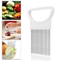 Ciyoon Utensils Onion Holder Slicer Vegetable Tools Slicing